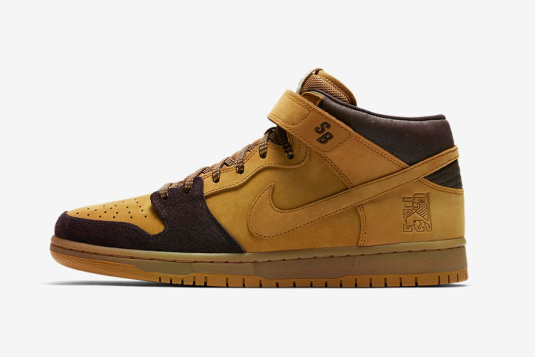 Nike Sb Lewis Marnell Dunk 6