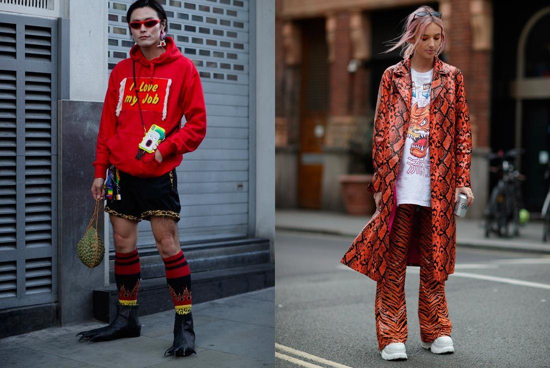 Five Sneaker Takeaways London Fashion Week 34