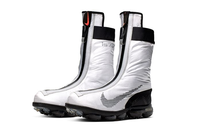 Nike Vapormax Gator Ispa Silver Ar8557 001 Release Date Pair