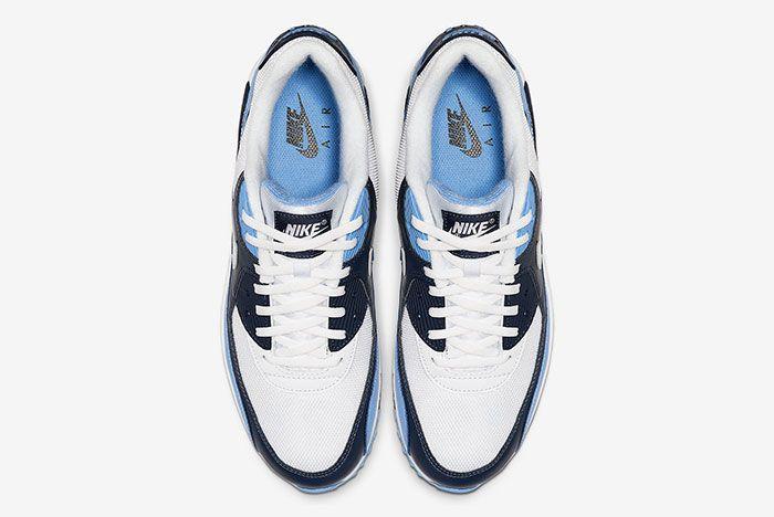 Nike Air Max 90 Unc Aj1285 105 Top