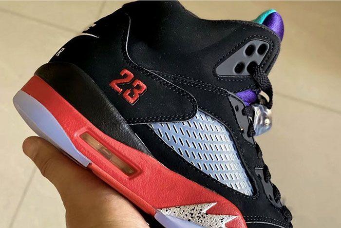 Air Jordan 5 Top 3 2020 Release Info 1 Leak