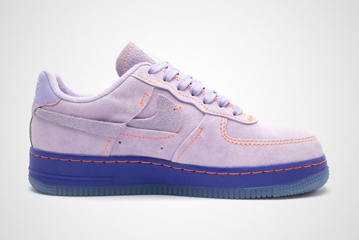 Nike Air Force 1 07 Lux Purple Agate Ct7358 500 Medial