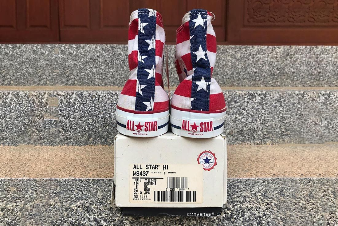 Converse Chuck Taylor All Star Made In Usa