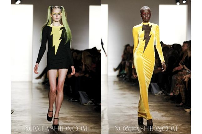 Jeremy Scott Ny Fashion Week 7 1