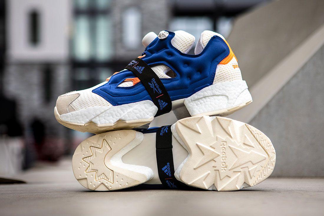 Reebok Adidas Instapump Fury Boost Prototype Sneaker Freaker Pair2