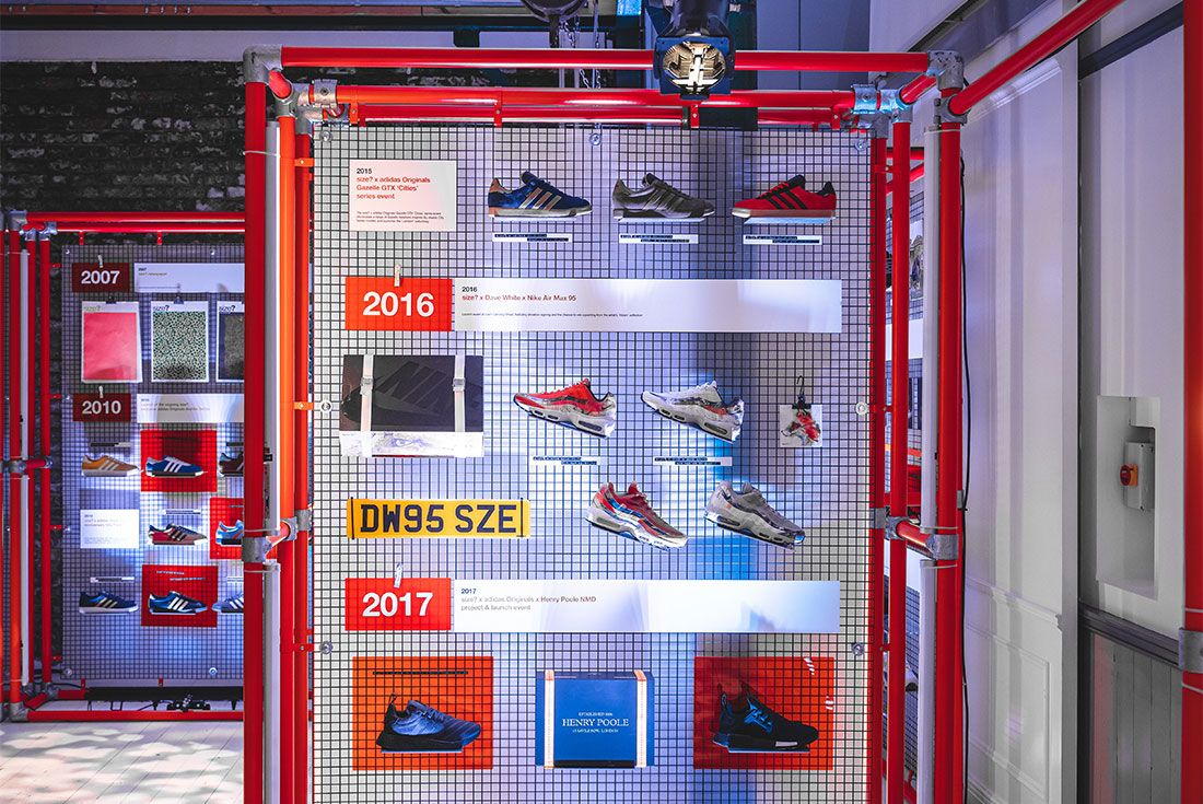 Size Uk 20Th Anniversary Preview Showcase London Air Max 95 Collaboration Reveal 17