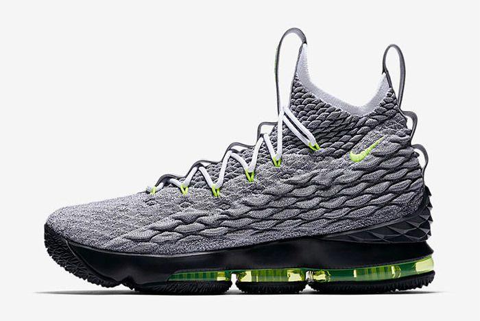 Nike Le Bron 15 Air Max 95 1