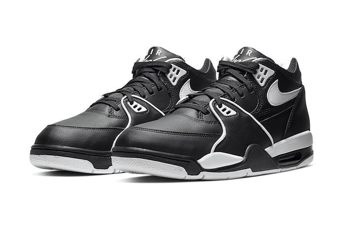 Nike Air Flight 89 Black White Cu4833 015 Release Date Pair