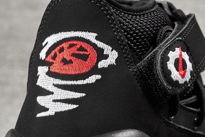Nike Air Shake Ndestrukt Retro Black 1