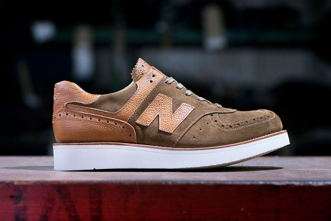 Grenson New Balance Made In Uk 5