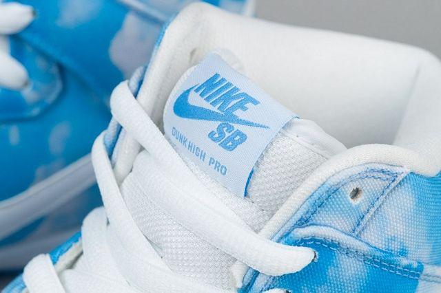 Nike Sb Dunk Hi Cloud Bumperoo 1