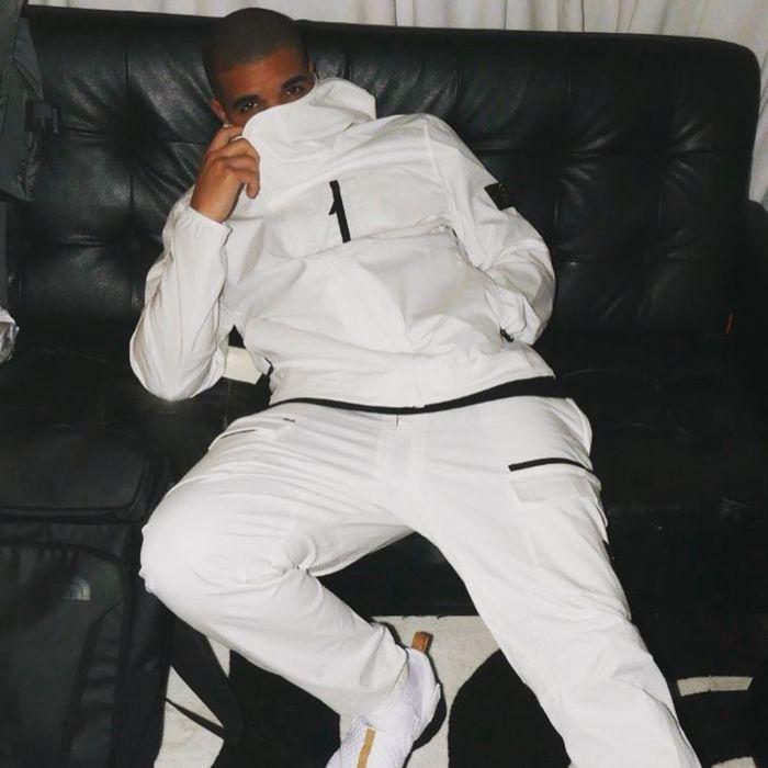 Drake X Jordan Trunner Ovo Collaboration Whitegold 2