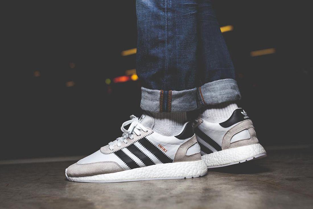 Adidas I 5923 Iniki Runner Core Black Ftwr White Copper Sneaker Freaker 3