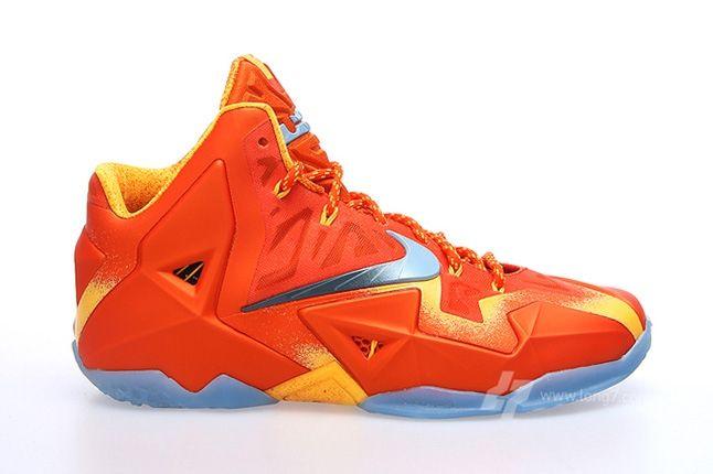 Nike Lebron Xi Preheat 11