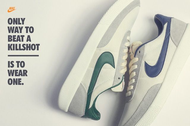 Size Nike Killshot 01