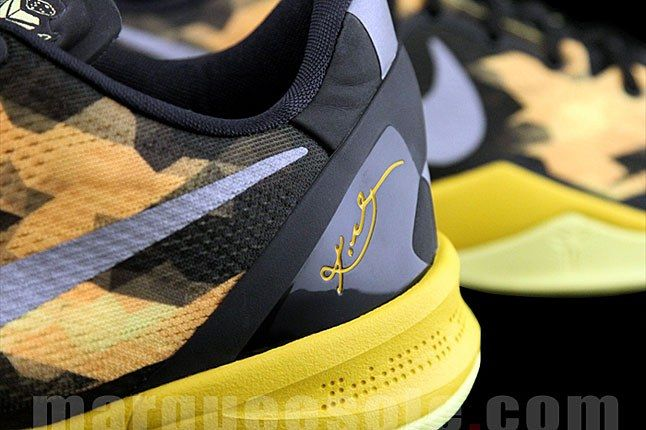 Kobe Bryant Nike Sneaker 1