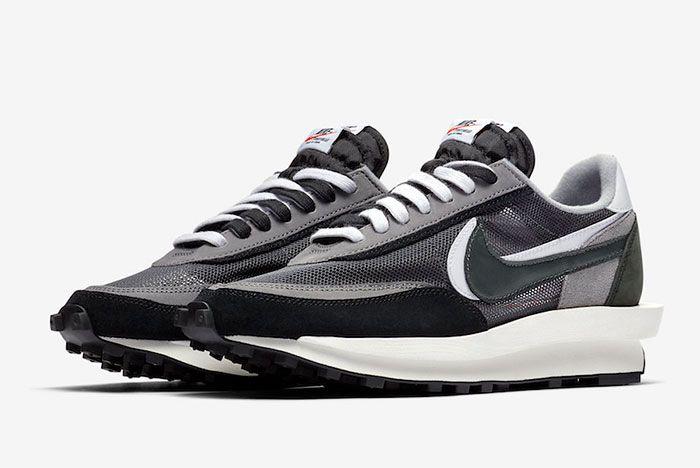 Sacai Nike Ld Waffle Black Toe