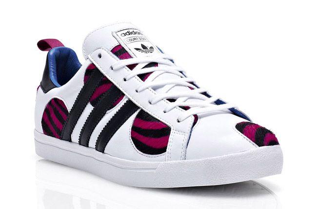 Adidas Origianls Legacy Wozniacki Courtstar Quater Toe 1