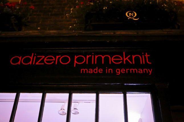 Adidas Primeknit London Launch 3 1
