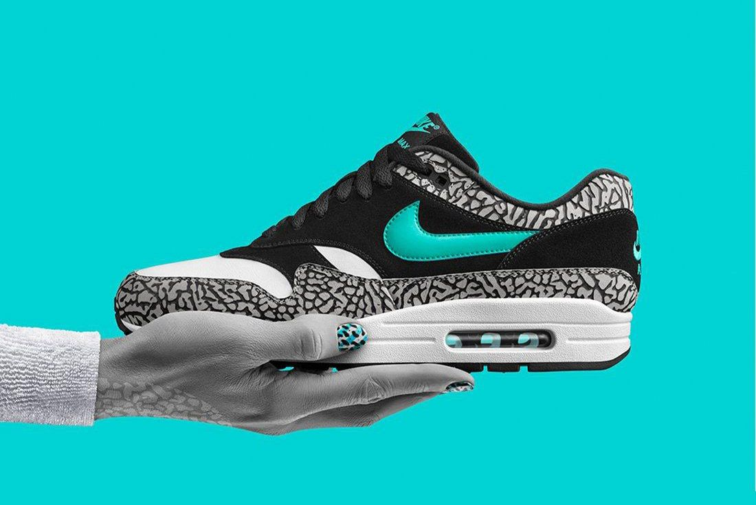 Nike Air Max 1 Atmos 2018 Vote Back Sneaker Freaker 2