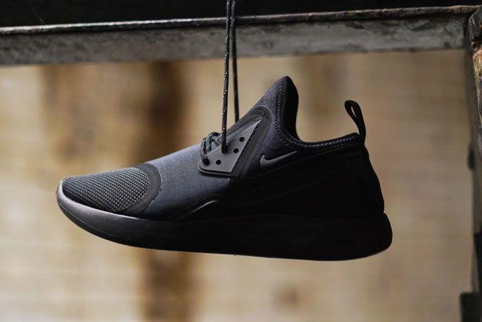 Nike Lunar Charge Triple Black 3