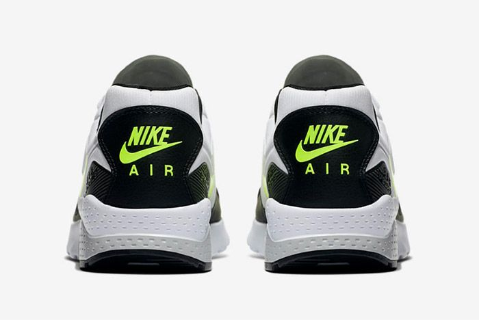Nike Air Zoom Pegasus 92 White Black Volt 2