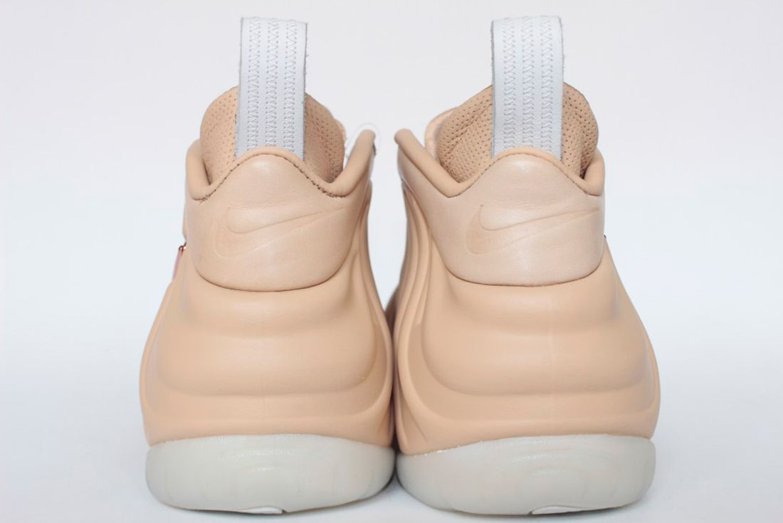 Nike Air Foamposite Vachetta Tan 4
