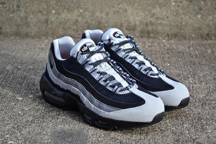 Nike Air Max 95 Black Wolf Grey 3