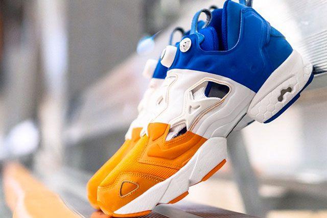 Packer Shoes Reebok Token 38 Insta Pump Fury
