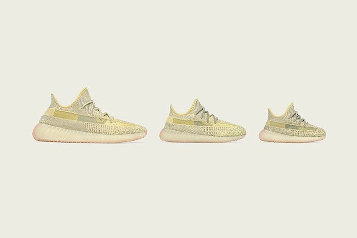 Adidas Yeezy Boost 350 V2 Family Pack Small