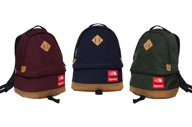 Supreme The North Face Colab Backpacks 1