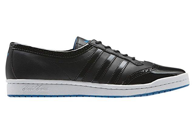 Adidas Top Ten Low Sleek Brogue Black 1