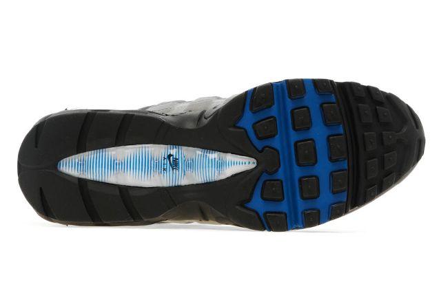 Nike Air Max 95 Jd Sports Exclusive Military Blue 1