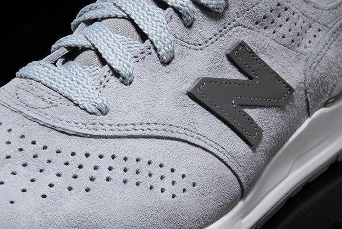 New Balance 997 Deconstructed Grey 5