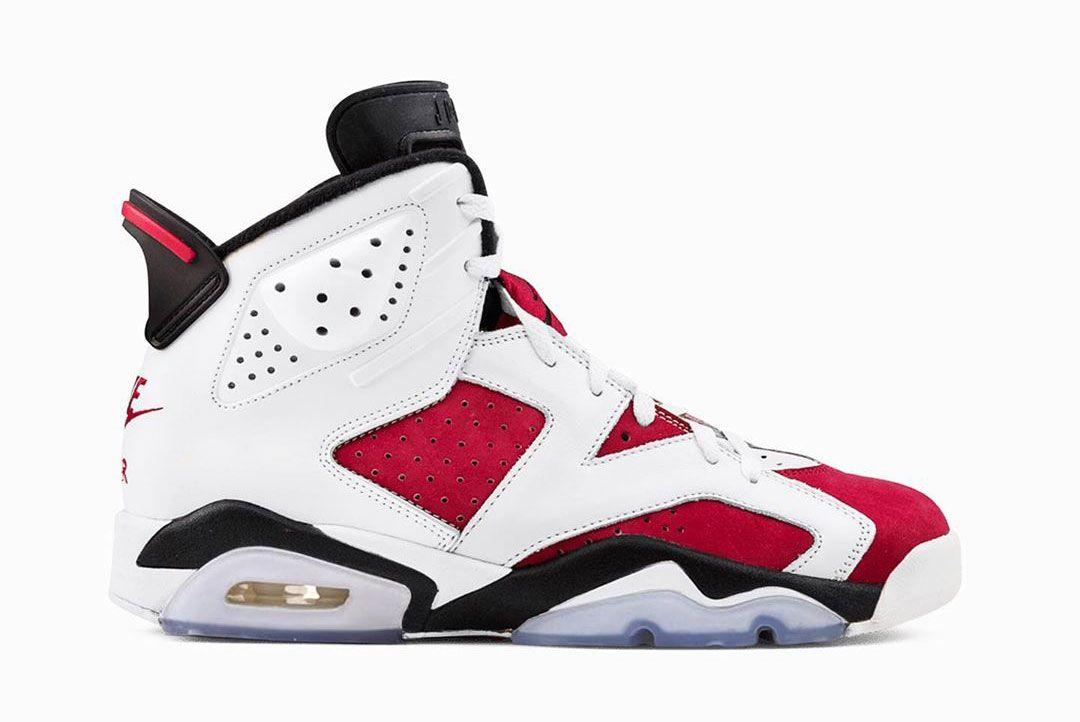 Air Jordan 6 (Carmine)