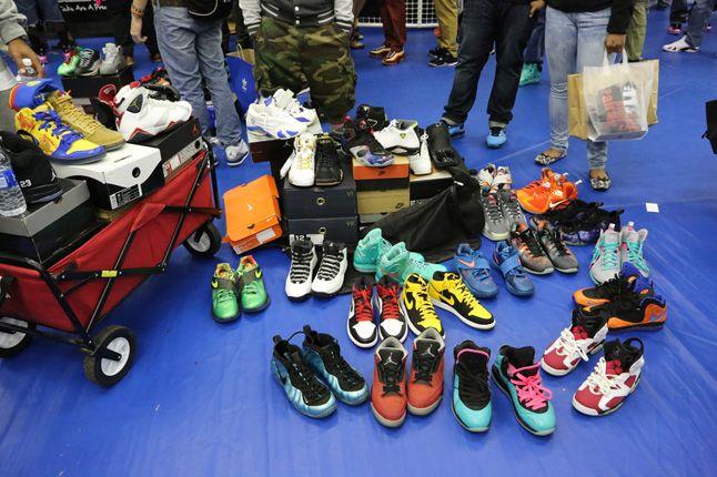 Sneaker Con Charlotte 2012 Basketball Kicks 1