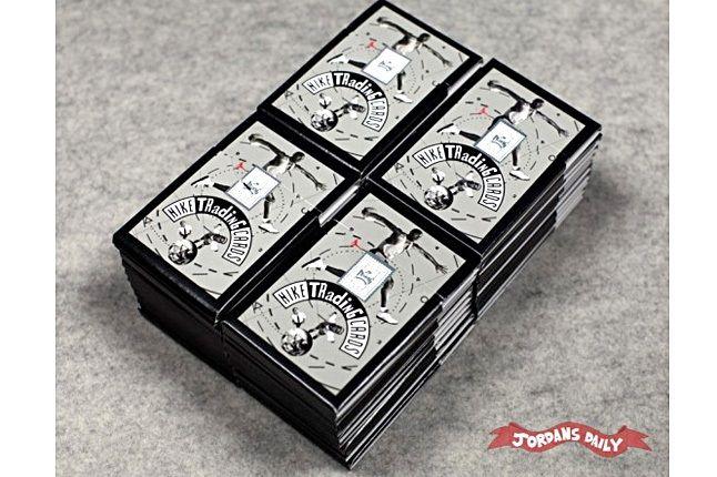 Vintage Nike Mars Blackmon Michael Jordan Trading Cards 7 1