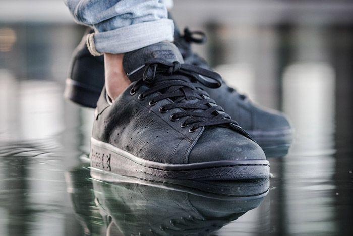Adidas Stan Smith Gore Tex Core Black 3