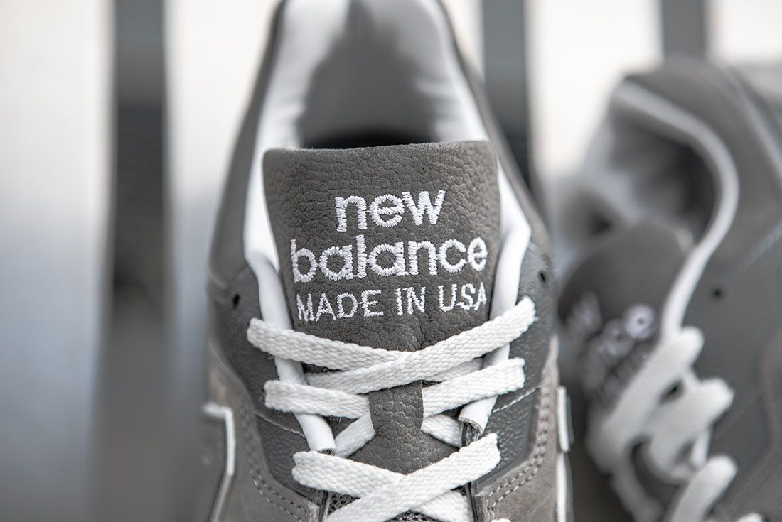New Balance Grey Day Made 997 997S Sneaker Freaker 14