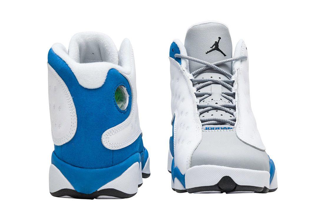 Air Jordan 13 Italy Blue 1