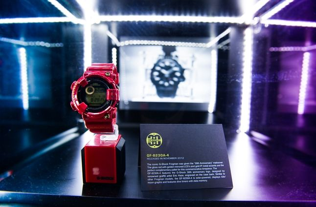 G Shock 30Th Anniversary Party Melbourne 4 1