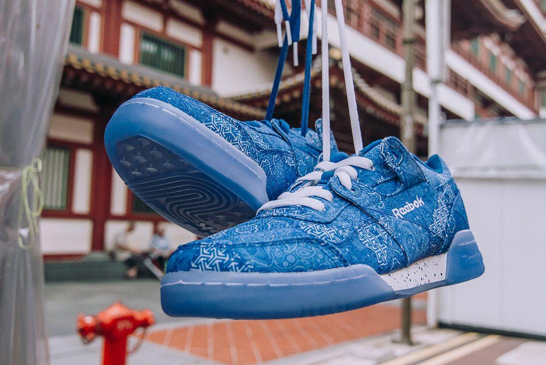 Limited Edt X Reebok Workout Lo Sneaker Freaker 16