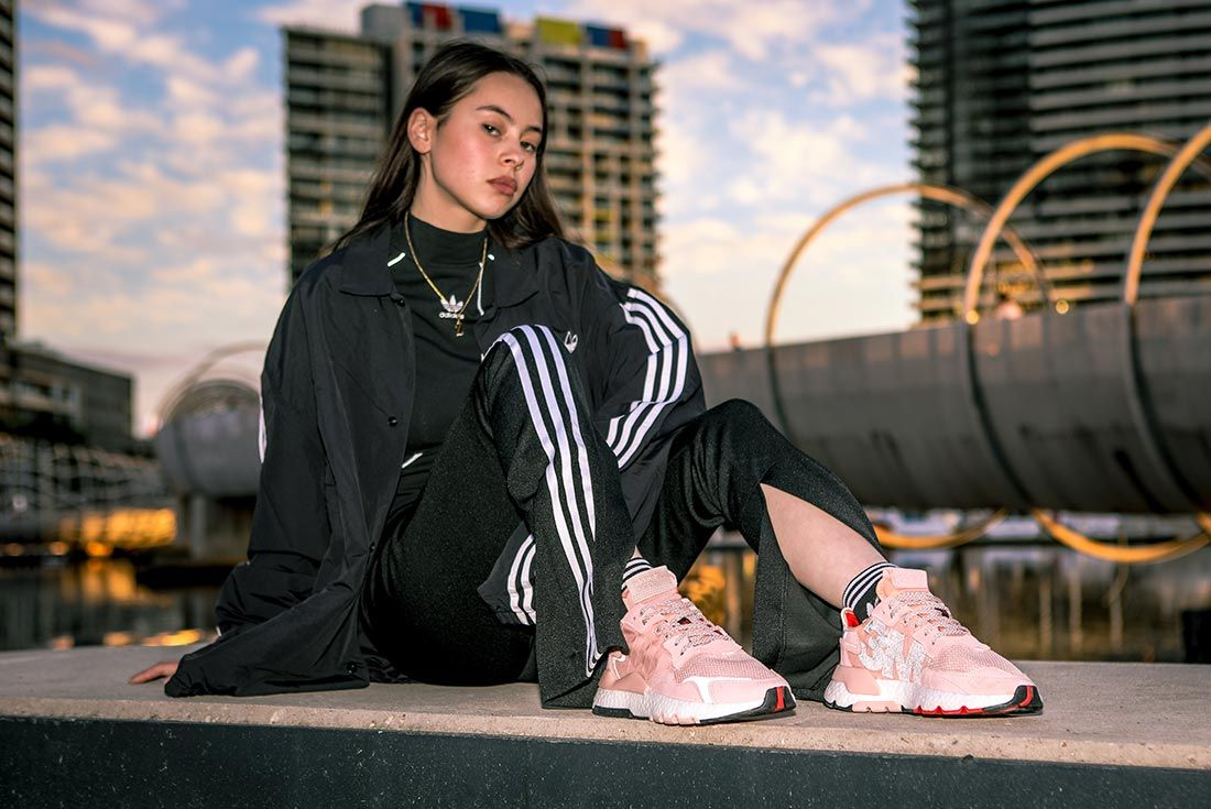 Nite Jogger Womens Colourways Vapour Pink