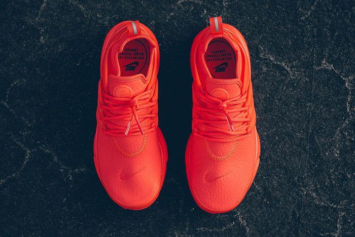 Nike Air Presto Prm Wmns Max Orange 5