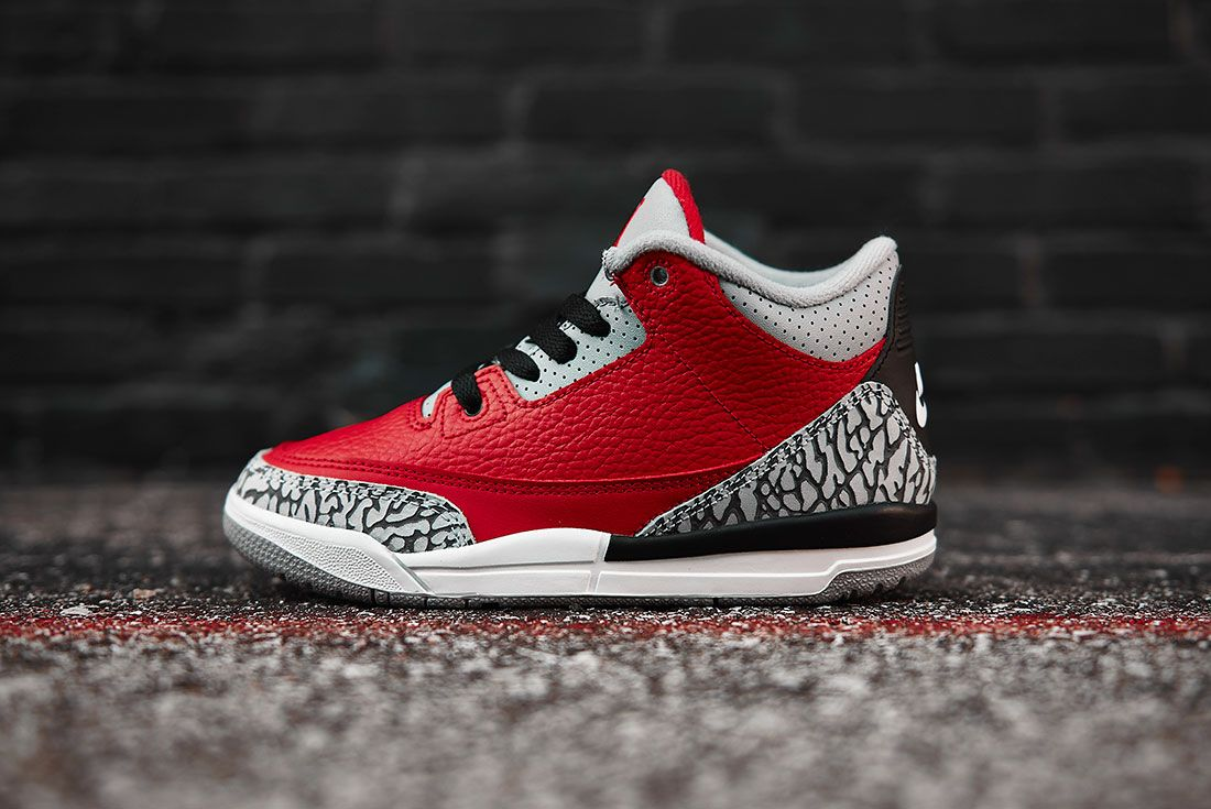 Jd 20200207 Jordan Retro 3 Photo Studio 331 Hero Shot Sneaker Freaker
