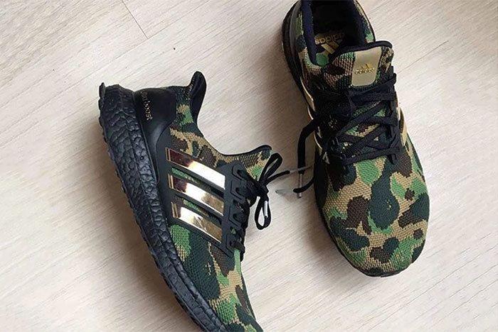 Bape Ultrabost Sneaker Freaker