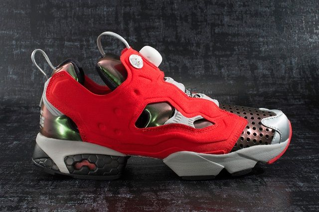 Megahouse Toys X Reebok Instapump Fury Ghost In The Shell 1