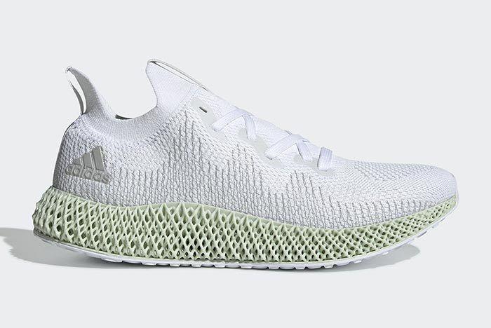 Adidas Alphaedge Futurecraft 4D White 1