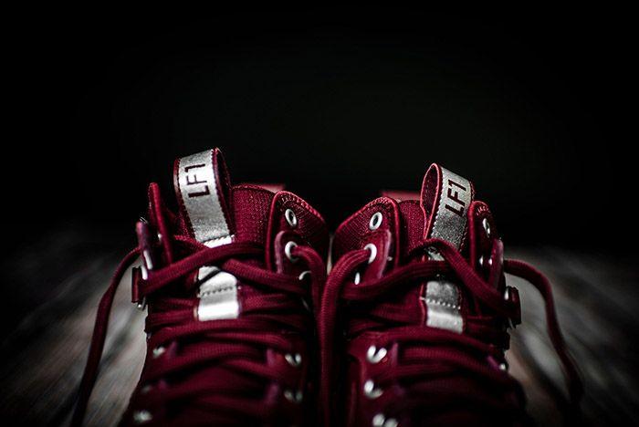 Nike Lunar Force 1 Team Red Gum 5