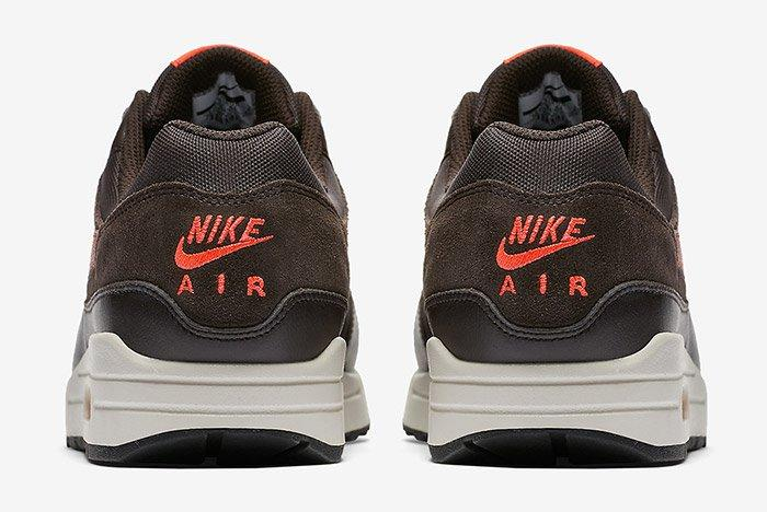 Nike Air Max 2 Chocolate Orange 3